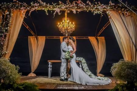 Casamento de Mariana e Marcelo em Trancoso / BA