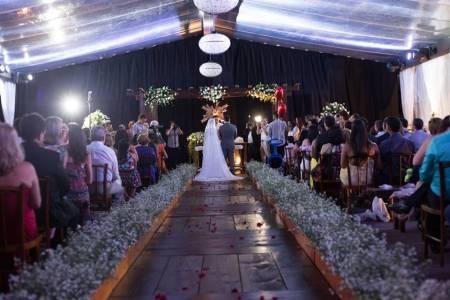 Casamento de Tati e Gustavo em Nova Viçosa / BA